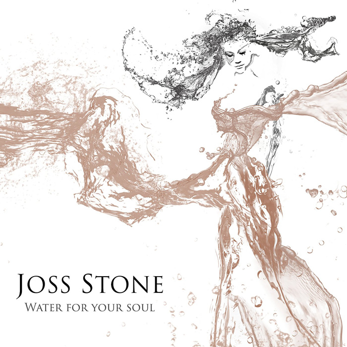 "音楽レビュー Joss Stone ""Water For Your Soul"""