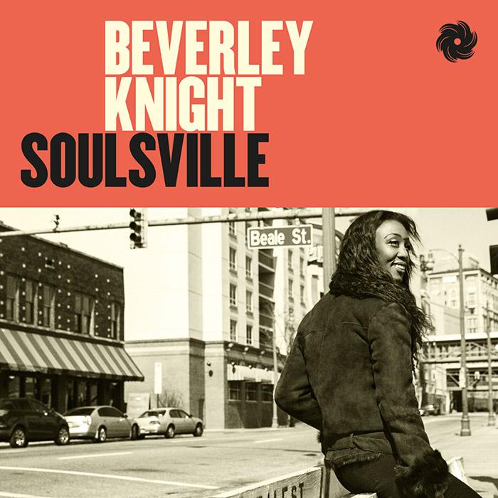 """音楽レビュー Beverley Knight """"Soulsville"""""""