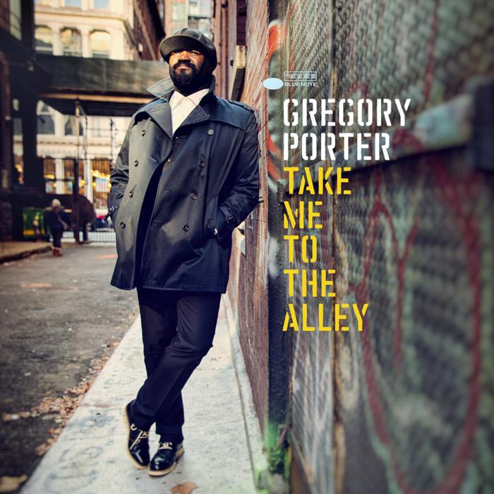 """音楽レビュー Gregory Porter """"Take Me To The Alley"""""""