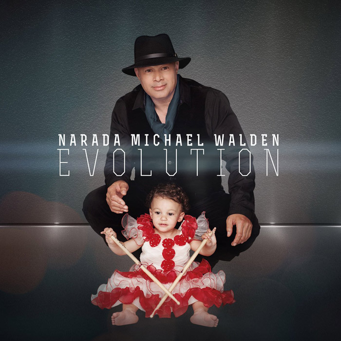 "音楽レビュー Narada Michael Walden ""Evolution"""