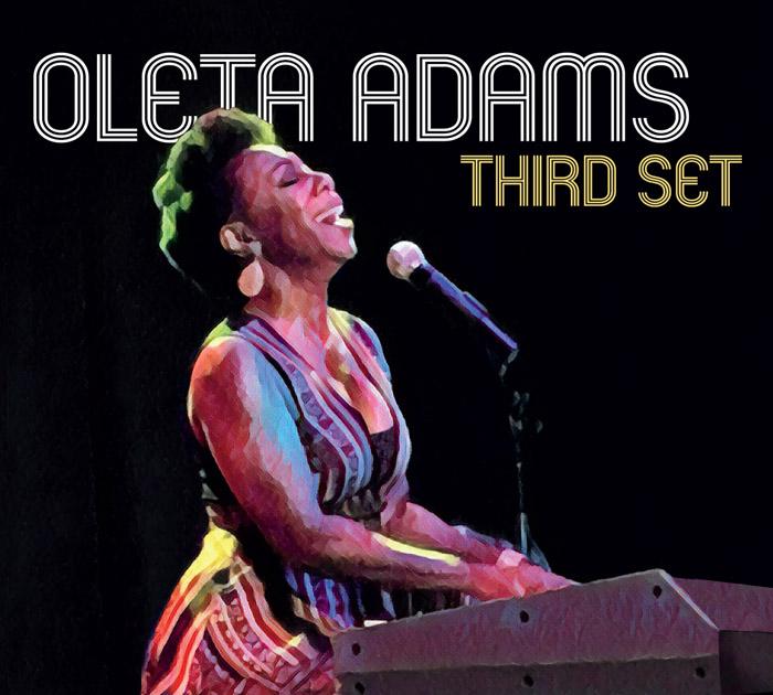 """音楽レビュー Oleta Adams """"Third Set""""(★★★★☆ 星4つ)"""