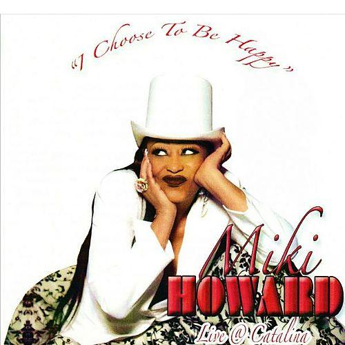 "音楽レビュー Miki Howard ""I Choose To Be Happy"" (2015)"