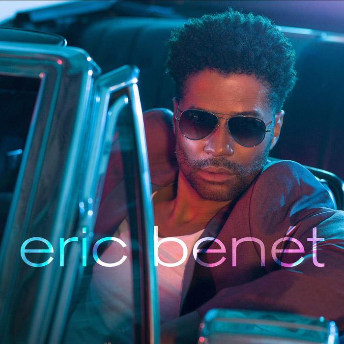"音楽レビュー Eric Benét ""Eric Benét""(★★★★★ 星5つ)"