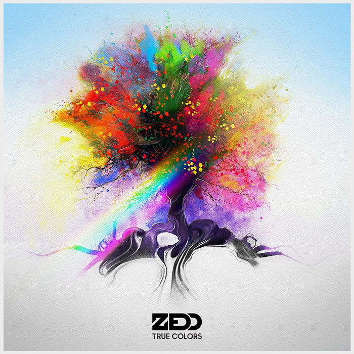 "音楽レビュー Zedd ""True Colors"""