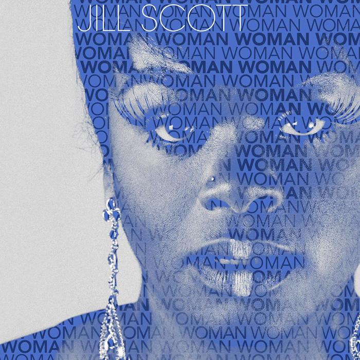 """音楽レビュー Jill Scott """"Woman"""""""