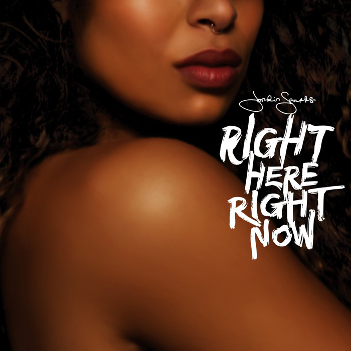 "音楽レビュー Jordin Sparks ""RIght Here, Right Now"""