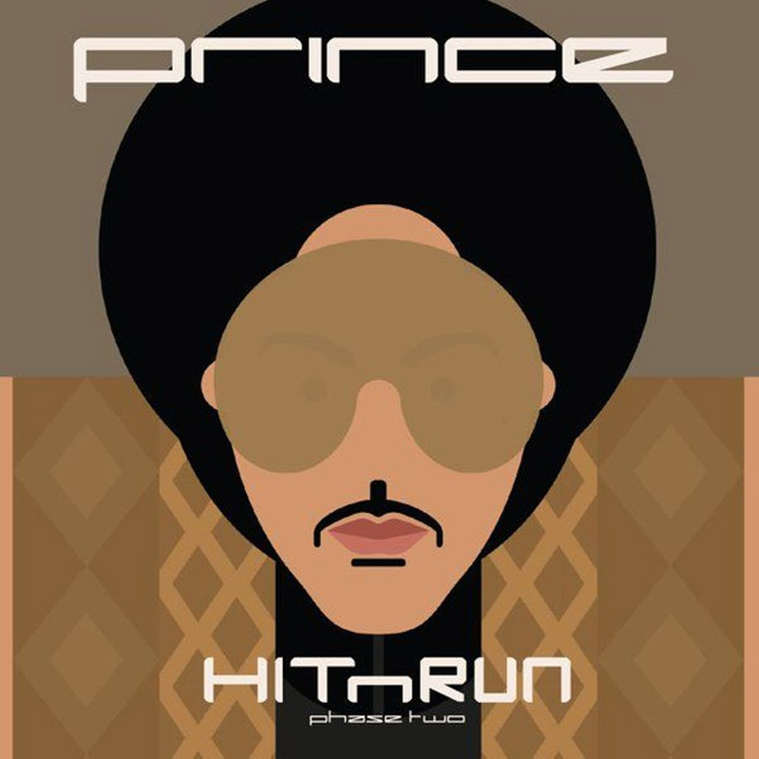 "音楽レビュー Prince ""Hit n Run (Phase Two)"""