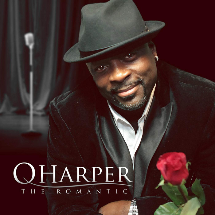 "音楽レビュー Q Harper ""The Romantic"""