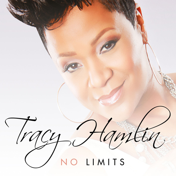 "音楽レビュー Tracy Hamlin ""No Limits"""