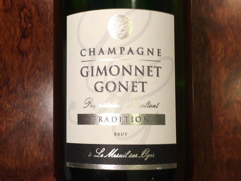 Gimonnet Gonet Tradition Brut