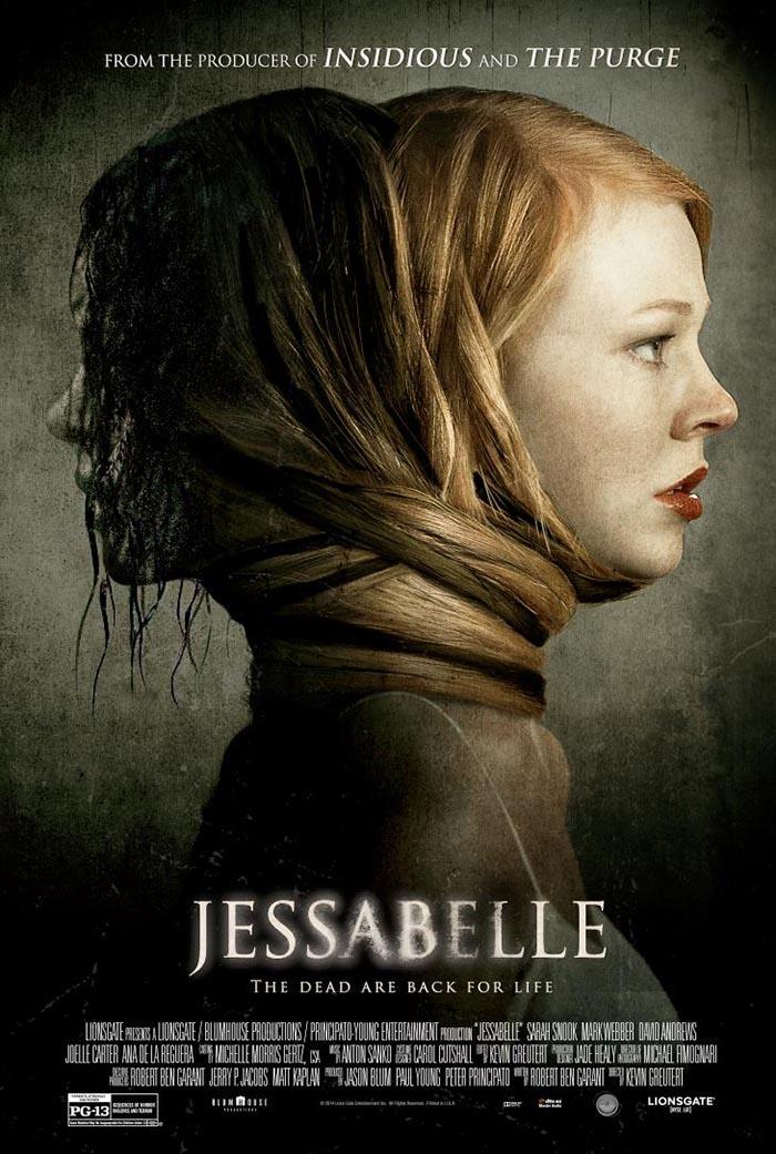 映画レビュー『ジェサベル』(Jessebelle)(★★★☆☆ 星3つ)