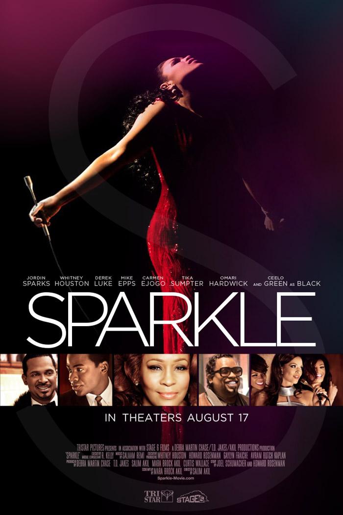 映画レビュー スパークル (Sparkle)(★★★☆☆ 星3つ)