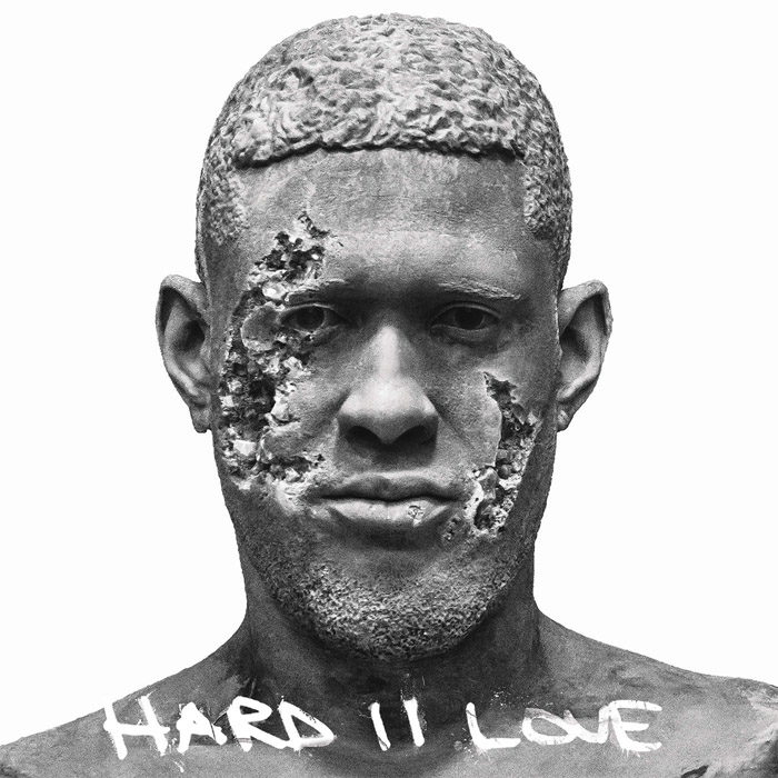 """音楽レビュー Usher """"Hard II Love""""(★☆☆☆☆ 星1つ)"""