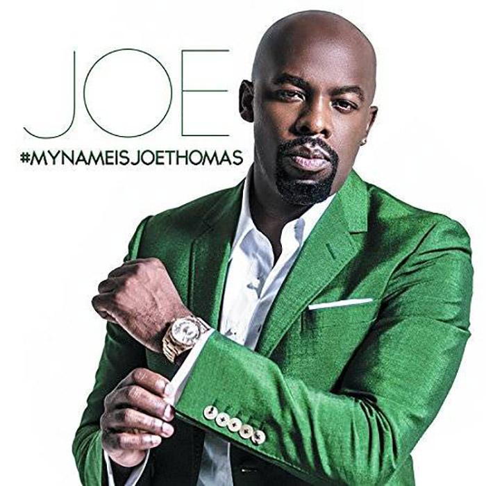 """音楽レビュー Joe """"#MYNAMEISJOETHOMAS""""(★★★☆☆ 星3つ)"""