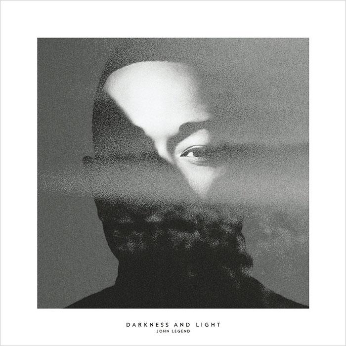 """音楽レビュー John Legend """"Darkness And Light""""(★★★★☆ 星4つ)"""