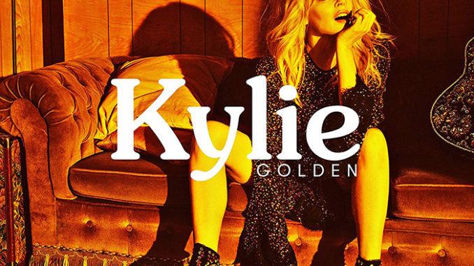 """音楽レビュー Kylie Minogue """"Golden"""""""