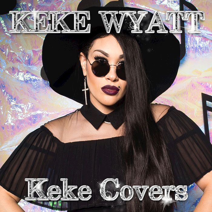 """音楽レビュー Keke Wyatt """"Keke Covers""""(★★★☆☆ 星3つ)"""