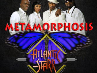 "音楽レビュー Atlantic Starr ""Metamorphosis""(★★★★☆ 星4つ)"