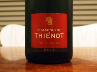 シャンパーニュレビュー Thiénot Brut