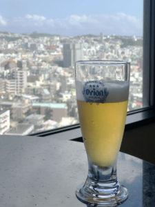 オリオンビール。沖縄といえばこれ。