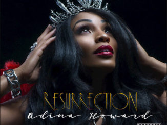 "音楽レビュー Adina Howard ""Resurrection"""