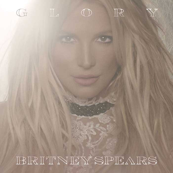 "音楽レビュー Britney Spears ""Glory"""