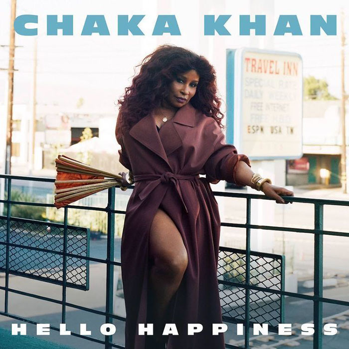 音楽レビュー Chaka Khan