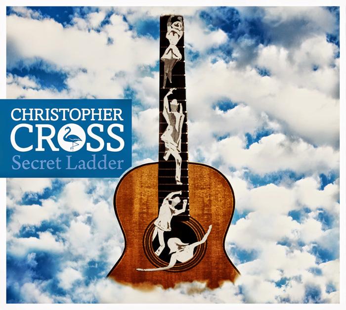 """音楽レビュー Christopher Cross """"Secret Ladder"""""""