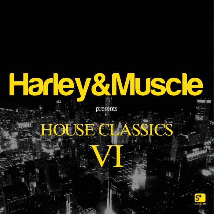 音楽レビュー Harley & Muscle presents House Classics VI(★★★★★ 星5つ)