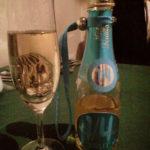 Nicolas Feuillatte One Fo(u)rは、カジュアルに飲めるシャンパン。味は爽やかで香りはフルーティー、Brutだがやや甘め。