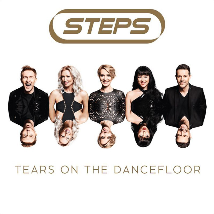 "音楽レビュー Steps ""Tears On The Dancefloor"""