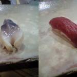 ほっき貝は肉厚でかつ柔らかい。各写真を全部紹介するのは野暮なので、代表的なところのみかいつまんで説明。