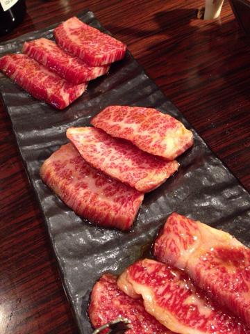 上質な肉に合わせた焼き方のアドバイスもしてくれる。
