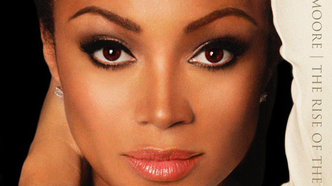 "音楽レビュー Chanté Moore ""The Rise Of The Phoenix""(★★★★★ 星5つ)"