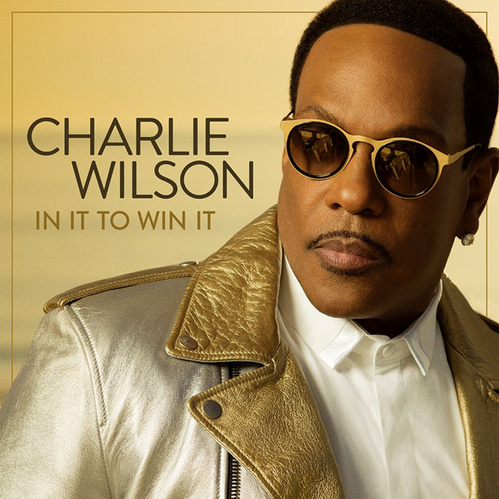 "音楽レビュー Charlie Wilson ""In It To Win It"""
