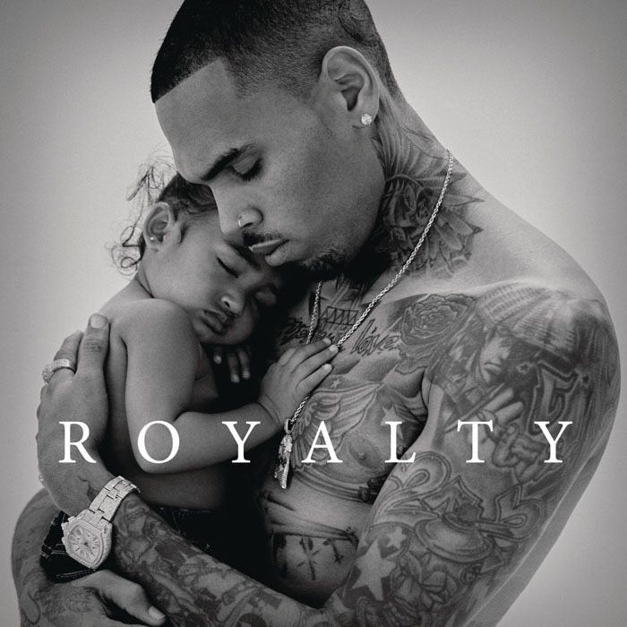 "音楽レビュー Chris Brown ""Royalty"""