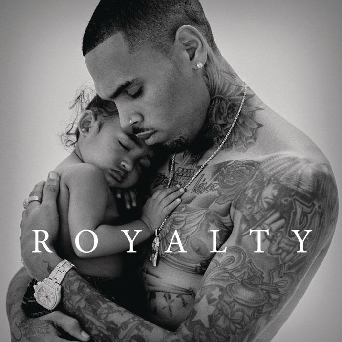 """音楽レビュー Chris Brown """"Royalty"""""""