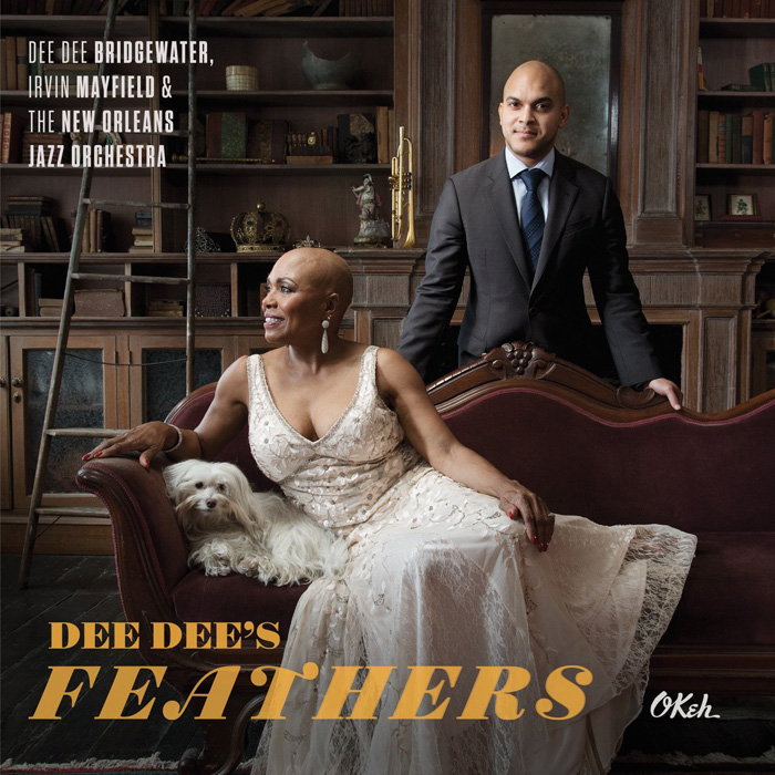 "音楽レビュー Dee Dee Bridgewaters ""Dee Dee's Feathers"""