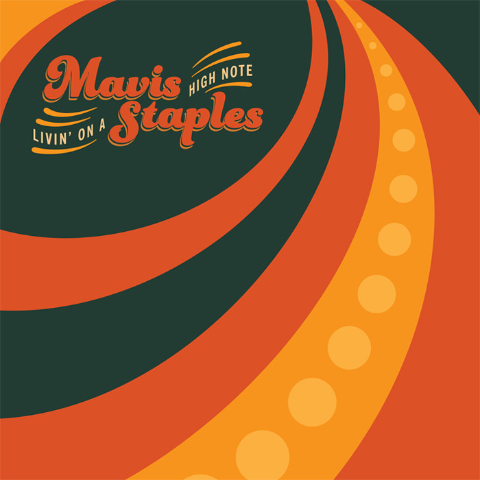 "音楽レビュー Mavis Staples ""Livin' On A High Note"""