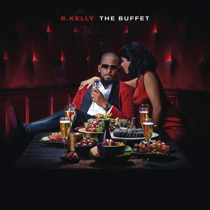 """音楽レビュー R. Kelly """"The Buffet"""""""