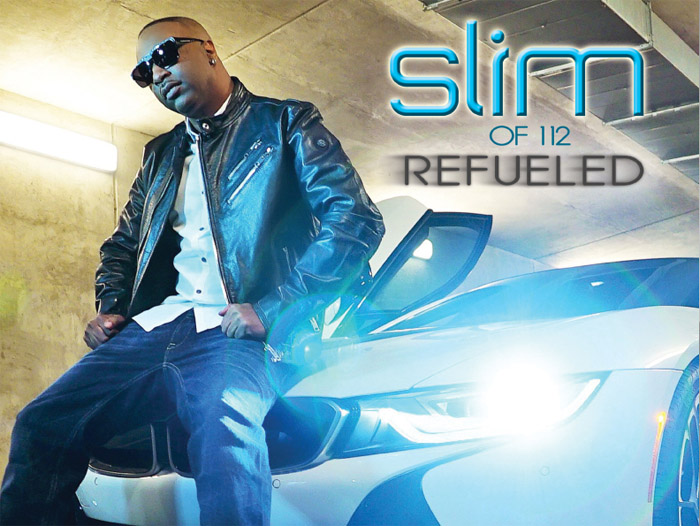 """音楽レビュー Slim """"Refueled""""(★☆☆☆☆ 星1つ)"""