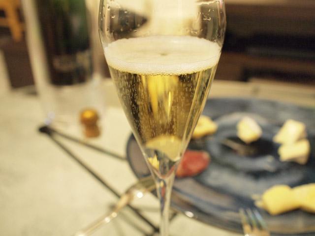 シャンパンチャート