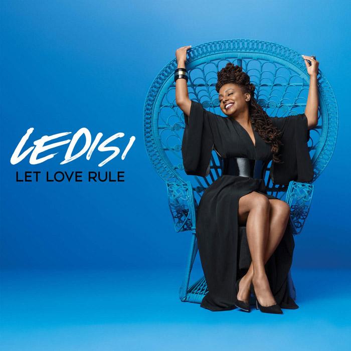 """音楽レビュー Ledisi """"Let Love Rule""""(★★★★★ 星5つ)"""