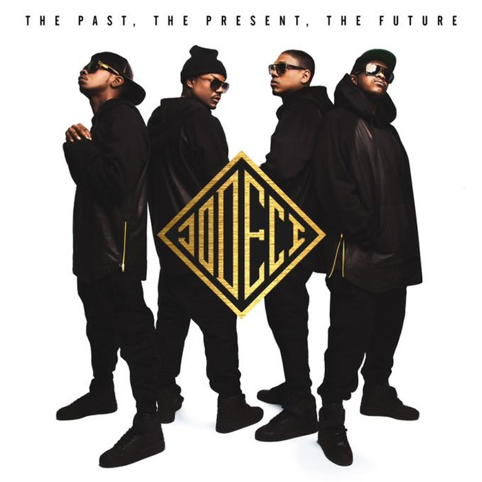 "音楽レビュー Jodeci ""The Past, The Present, The Future"""