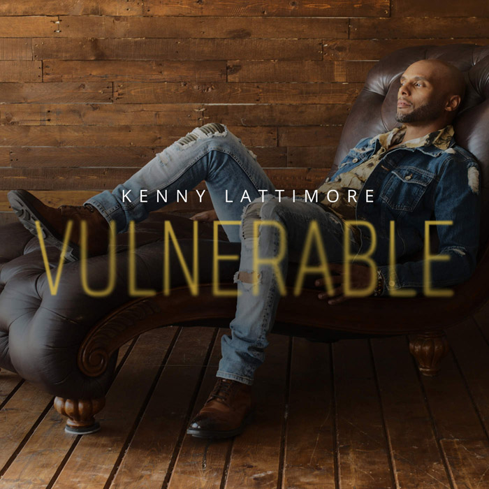 "音楽レビュー Kenny Lattimore ""Vulnerable""(★★★★★ 星5つ)"