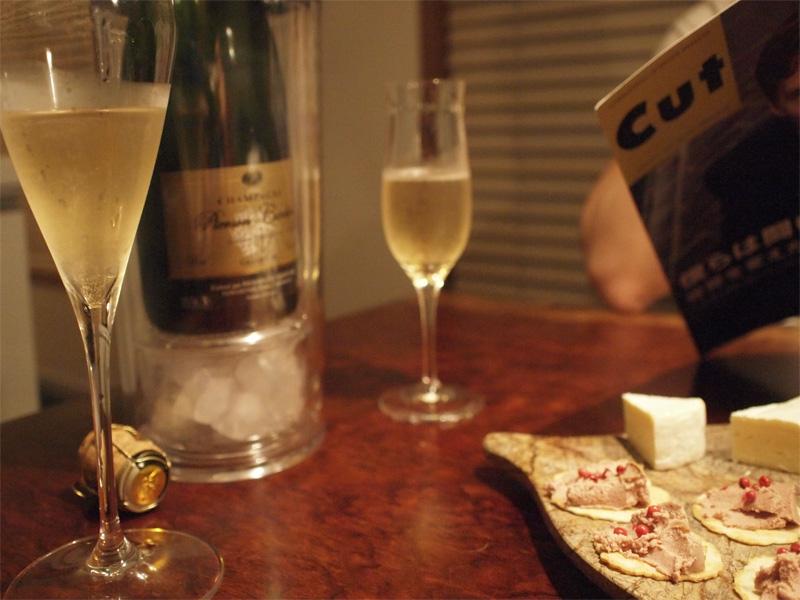 Pierson-Cuvelier Cuvée Prestige Brut シャンパーニュレビュー