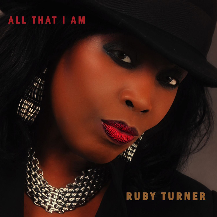 "音楽レビュー Ruby Turner ""All That I Am"""