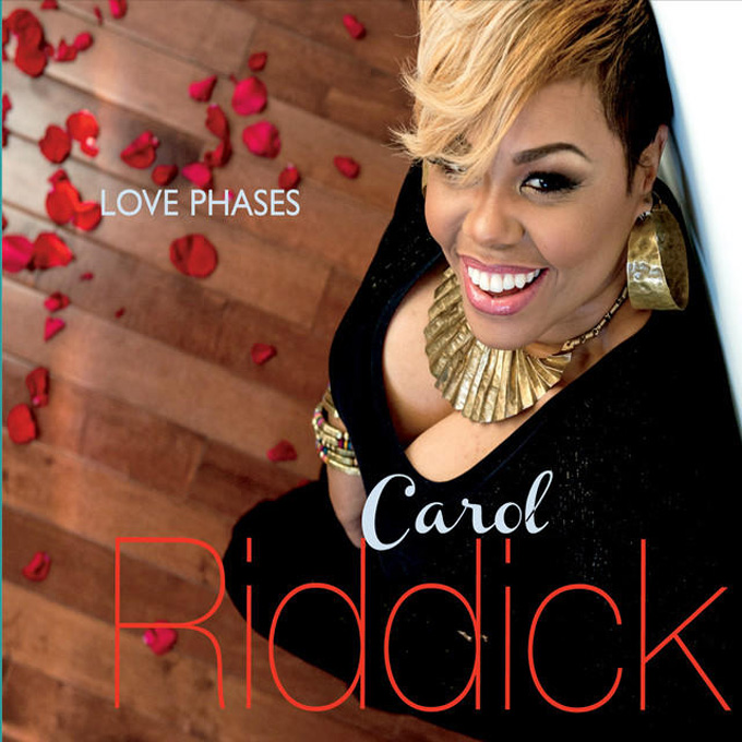 "音楽レビュー Carol Riddick ""Love Phases"""