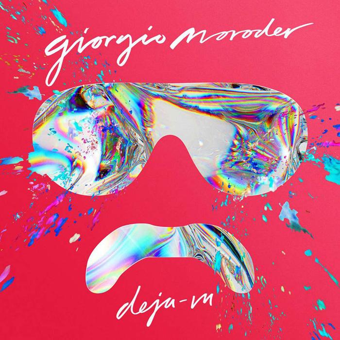 """音楽レビュー GIorgio Moroder """"Déjà Vu"""""""