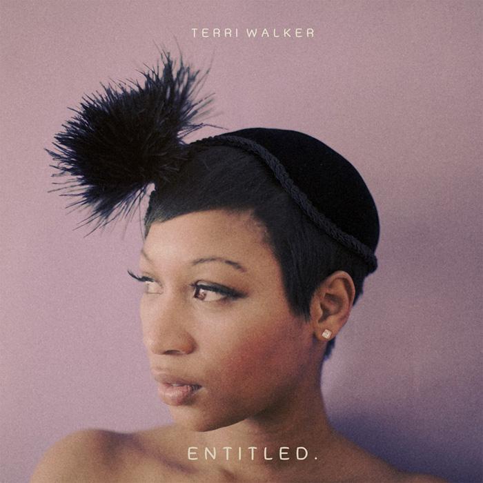 """音楽レビュー Terri Walker """"Entitlted"""""""